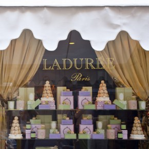 Ladurée opens in NYC