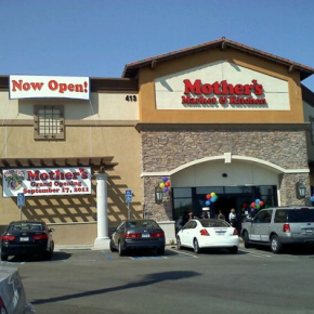 New Mother's Market in Brea