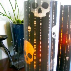 Halloween Skull Lanterns