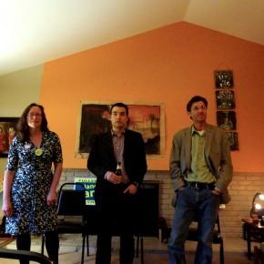 Recall Candidates' Baxter Forum