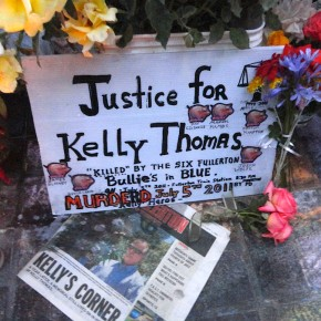 Kelly Thomas Tribute: Pt. II The Memorial