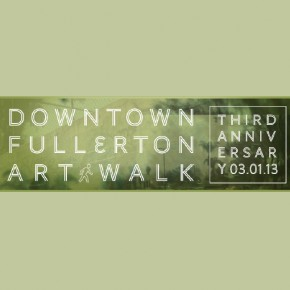 Press >> Art Walk 3rd Anniversary Press Release