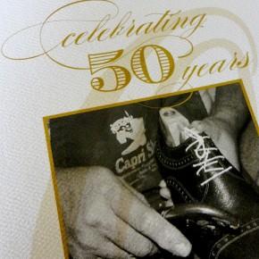 Feature >> Capri Shoes' 50th Anniversary