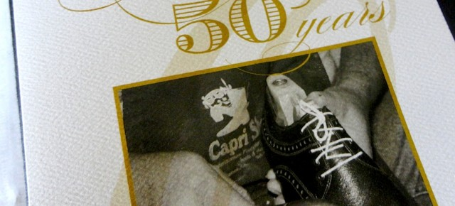 Capri Shoes' 50th Anniversary