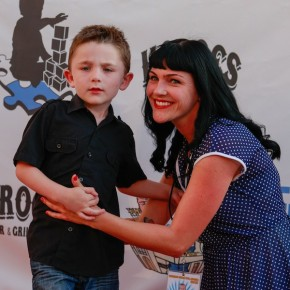 The Fox Theatre Lights Up Blue with Comedy for Autism