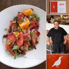 Press >> Early Bird Debuts Dinner Service