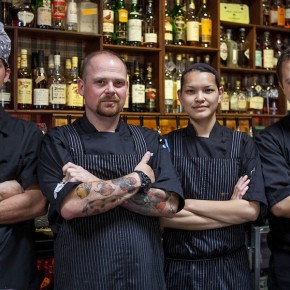 Chef Cody Storts' Culinary Militia at HopScotch