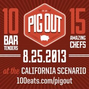 Press >> PigOut 2.0 in Costa Mesa 8.25.13