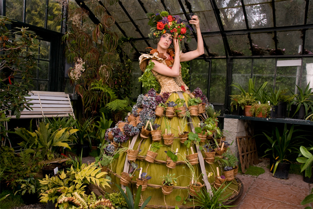 Dextras - Mobile Gardens Dress