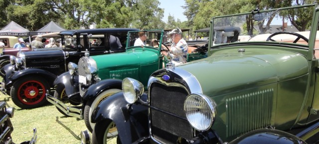 20th Annual Muckenthaler Motor Car Festival