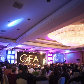 Destination >> Golden Foodie Awards 2013 (Newport Beach)