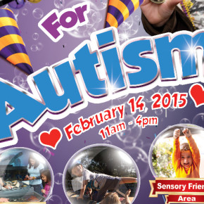 "Save the Date >> 6th Annual ""Mardi Gras for Autism"" 2.14.15"