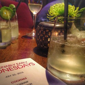 Destination Costa Mesa >> AnQi's Fashionably Early Wednesdays