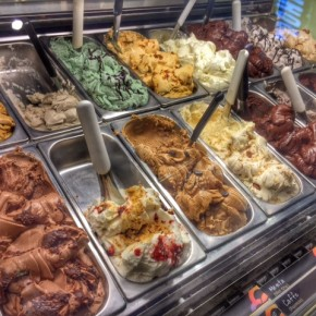 Destination Newport Beach >> Gelato Paradiso