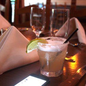 Matador Cantina's Fortaleza Tequila Dinner