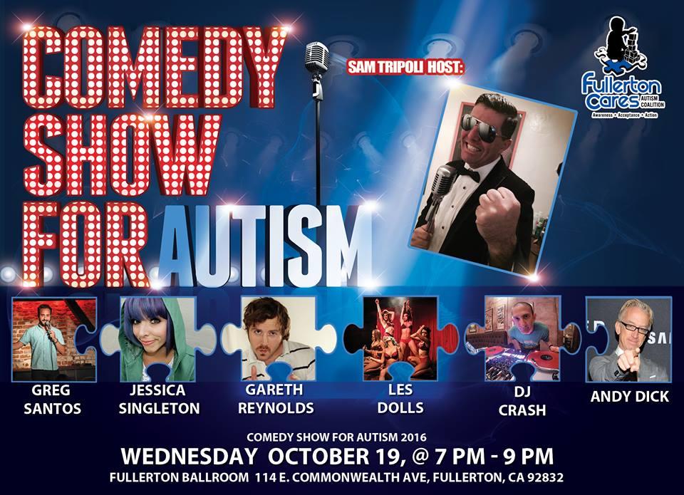 comedyshowforautismflyer