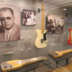 Fender Museum Celebrates 10th Anniversary