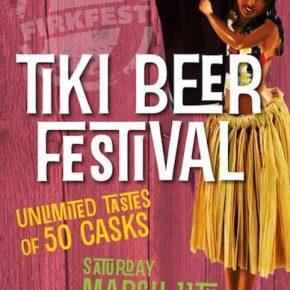 Firkfest Caskaway Beer Festival 3.11.17
